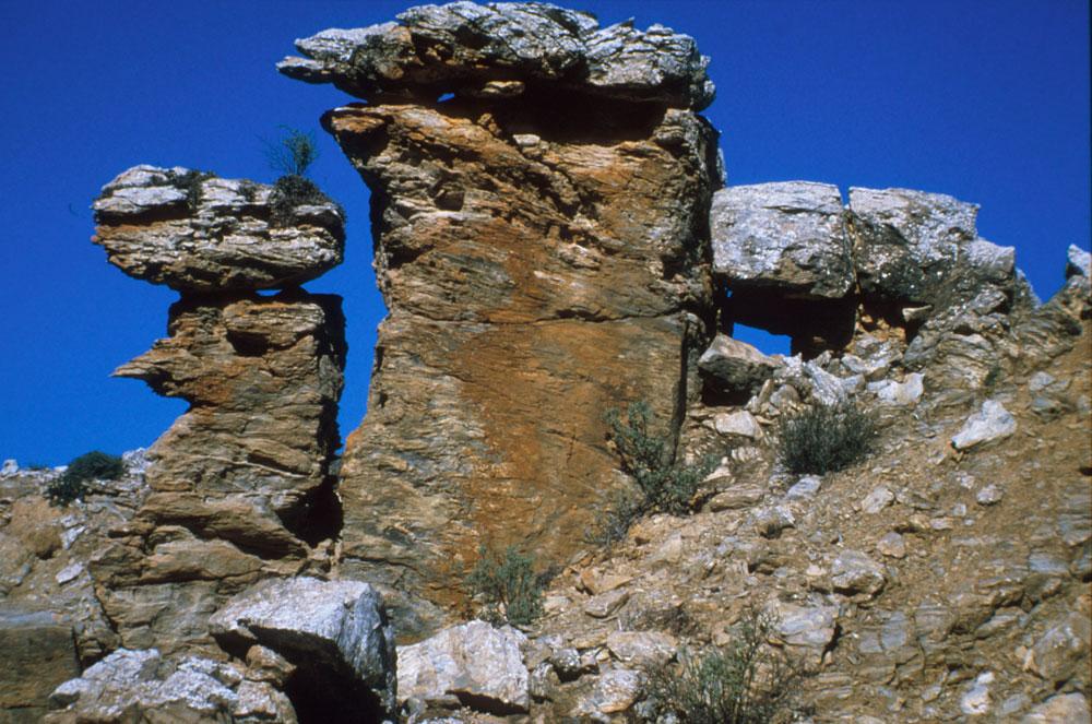 Cederberg-rocks