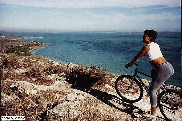 Langebaan-biking