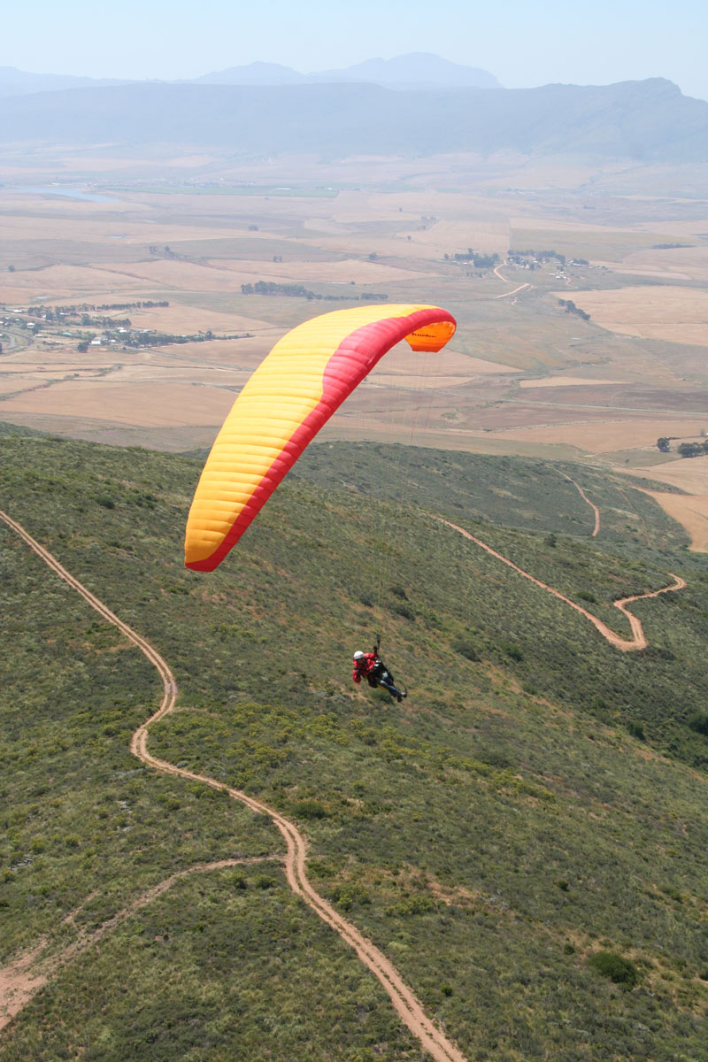 paragliding-Koringberg